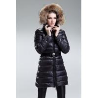 Wholesale wholesale moncler women down coats with big raccoon fur cheap price from china suppliers