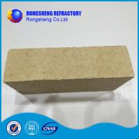 Ceramic Firing Kiln Refractory Coke Oven Brick , Acid Resistant Bricks For Glass Kiln