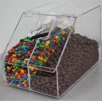Wholesale Hot Sale Clear Lucite Clear Acrylic Candy Display Box from china suppliers
