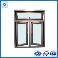 Double glazing aluminum casement window with cheap price for Cheap double glazing