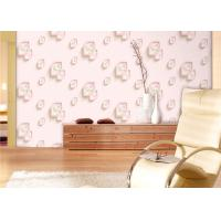 Wholesale Eco-Friendly Low Flammability Living Room Wallpaper , Interior Decorating Wallpaper from china suppliers