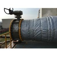 Wholesale Exhaust Flexible Thermal Insulation Blankets / Jackets / Covers Dismountable Fireproof from china suppliers