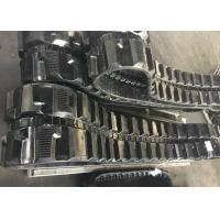 Quality Case CX50B CX50BMC CX50BMR CX50BZTS Excavator rubber tracks 400*72.5*72 for sale