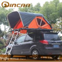 Wholesale Two Person Soft Roof Top Tent , Overland SUV Pop Up Roof Top Camper from china suppliers