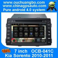Wholesale Ouchuangbo HD Video Car Radio GPS 3G Wifi DVD Player Kia Sorento 2010-2011 S150 Android 4.0 System OCB-041C from china suppliers