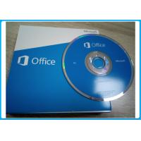 Wholesale Microsoft Office 2013 Standard Dvd Retail Box , Office 2013 Standard Lifetime Warranty from china suppliers