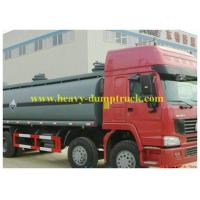 Wholesale Fuel Tanker Truck Sinotruk howo Chemical Liquid 26500L for Congo from china suppliers