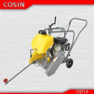 China COSIN CQF14 concrete finishing machinery asphalt concrete road cutter saw on sale