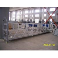 Wholesale 7.5M Aerial Rope Suspended Platform ZLP800 for Building Maintenance with Steel Rope from china suppliers