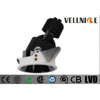 Wholesale White Trim Adjustable G5.3 Halogen Fixture New LED Lights Round QRCB-51 from china suppliers