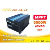 Wholesale 3000w 48vdc To 110vac High Capacity Solar Powered Inverter For UPS Inverter Home Solar System from china suppliers