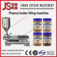 Wholesale Food Filling Machine , Ketchup Filling / Peanut Butter Filling Machine from china suppliers