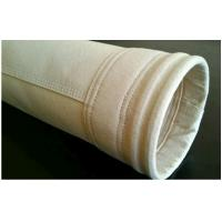 Wholesale High Strength High Temperature 550gsm PPS Filter Bags With PTFE Membrane For Cement Industry from china suppliers