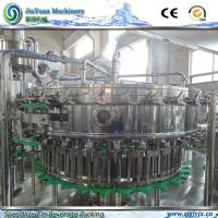 Quality Fruit Juice Filling Machine With CIP System Siemens PLC enhanced for sale