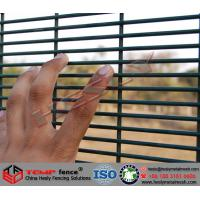 Wholesale 358 anti climb fence, 358 mesh panel, prison fence, high security mesh fence from china suppliers
