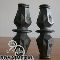Wholesale Ornamental Cast Iron Fence Collars from china suppliers