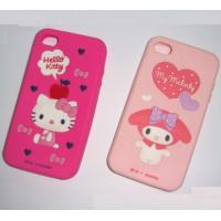 Wholesale silicone phone case with printing logo from china suppliers