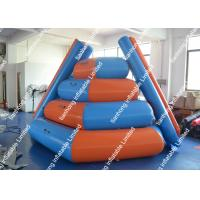 Wholesale Obstacle Inflatable Water Games / Inflatable Floating Water Slide for lakes from china suppliers