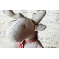 Quality Personalised Babies / Children soft plush Animal Linen toys include clothes for sale