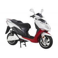 Wholesale 3000 Watt Powerful electric scooter motorcycle 60V lithium battery , EEC Approval from china suppliers
