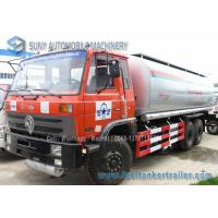 Wholesale 10 Wheel Oil Tank Truck 20000 Litres Carbon Steel 210 hp Dongfeng Tanker Truck from china suppliers