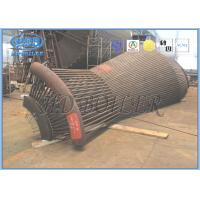 Wholesale Horizontal Fabric Dust Collector Industrial Cyclone Separator For Boiler System from china suppliers