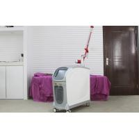 Wholesale Yag Laser Tattoo Removal Machine 2000mj Energy , Pedal Control 83*32*83cm from china suppliers