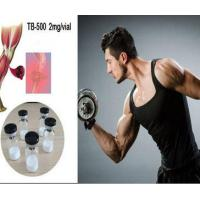 Wholesale 99.5% Purity Peptide Raw Powder TB-500 for Muscle Injuries Treatment 2mg/vial, 5mg/vial from china suppliers