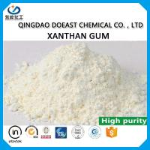 CAS 11138-66-2 XC Polymer Xanthan Gum Food Additive 80/200 Mesh