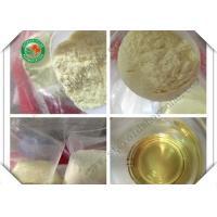 No Side Effect Anabolic Anti Aging Steroids Yellow Powder Trenbolone Acetate CAS 10161-34-9