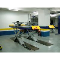 Wholesale PneumaticRackInsurance Hydraulic Car Lift 3.5T Capacity , Auto Car Lift from china suppliers