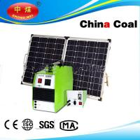 Quality china coal pv portable solar generator,solar system, solar energy system for sale