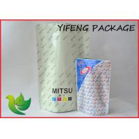 Wholesale Toner Packaging Plastic Stand Up Pouches without Zipper Heat Sealing from china suppliers