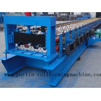 Wholesale Hydraulic Station For Trough Closed Lader Metal Deck Roll Former Machine Customizable from china suppliers