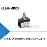 Wholesale NBSANMINSE ASC G Thread 1/8 1/4 3/8 1/2 Precision Flow Control Valve Normal Temperature from china suppliers