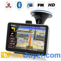 "Wholesale Road Nav - 4.5"" Touchscreen GPS Navigator with FM Transmitter, Bluetooth from china suppliers"