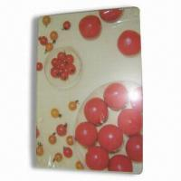 Wholesale Glass Fruit Plate in Square Shape, Can Print Customer's Design from china suppliers