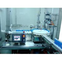 Wholesale Mosquito Liquid Spray Aerosol Filling Machine And Can Sealing Machine With PLC Control from china suppliers