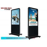 Wholesale Removable Free Standing Digital Signage from china suppliers
