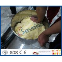 Wholesale Continuous Butter Making Process Stainless Steel Butter Churn / Milk Pasteurizer Machine from china suppliers