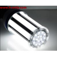 Buy cheap 80W LED street light corn lamp 155LM/W, with inner fan better heatsink from wholesalers