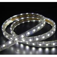 Wholesale Christmas 220V / 110V Multi Color Led Strip IP65 SMD5630 Super Bright 12W /  M from china suppliers