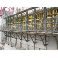 Buy cheap Ma'anshan Changjiang River Bridge Formwork systems with Ringlock scaffolding from wholesalers