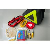 Wholesale Toyota / Nissan Auto Emergency Tool Kits With Towing Strap , First Aid Kit from china suppliers