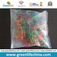 Buy cheap PET Material Custom Paper Clip Gift OEM Stationery Holder from wholesalers