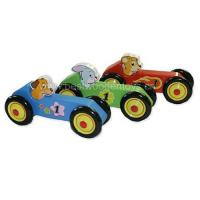 Wholesale Wooden Race car, race car toy from china suppliers