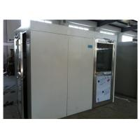 Wholesale Workshop Class 1000 Air Shower Tunnel / Channels , Pharmaceutical Clean Room from china suppliers