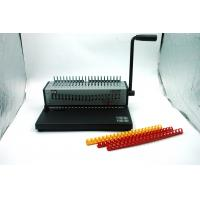 Wholesale SD-1501A21 Comb Binder Machine 21 Holes Binding Machine / Office Binder from china suppliers