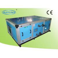Wholesale Custom Chilled Water Air Handling Unit , Industrial Air Handling Equipment from china suppliers