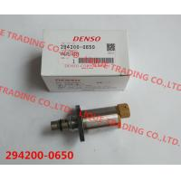 Wholesale DENSO 294200-0650 genuine Fuel Pressure Regulator / suction valve SCV 294200-0650 / 2942000650 / 294200 0650 from china suppliers